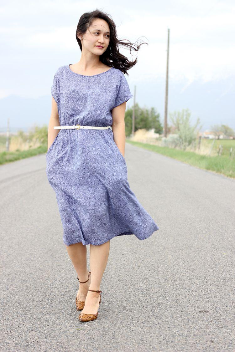 April Rhodes Staple Dresses By deliacreates.com | Sew Featured ...