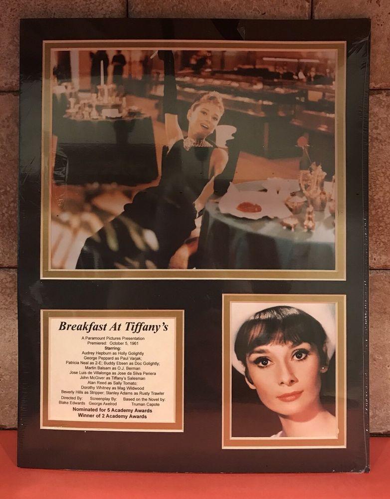 Breakfast at Tiffany's Movie by Front Row