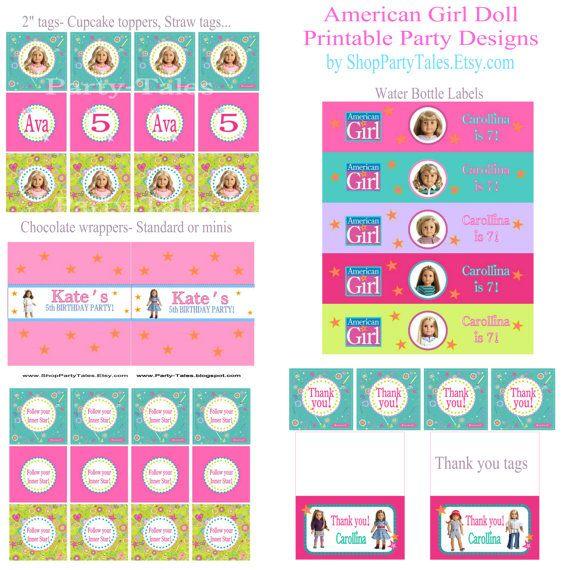 American Girl Doll Printables Jerusalem House