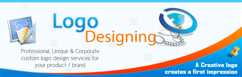 professional unique corporate custom logo design services for your productbrand