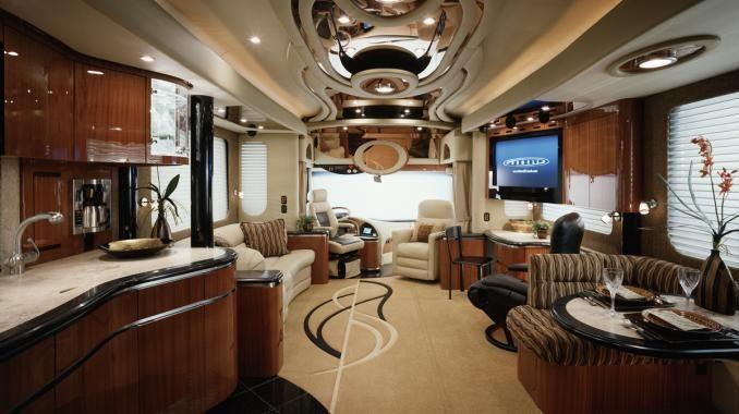 Newell Coach Luxury Motor Coach Motor Coach Motorhome