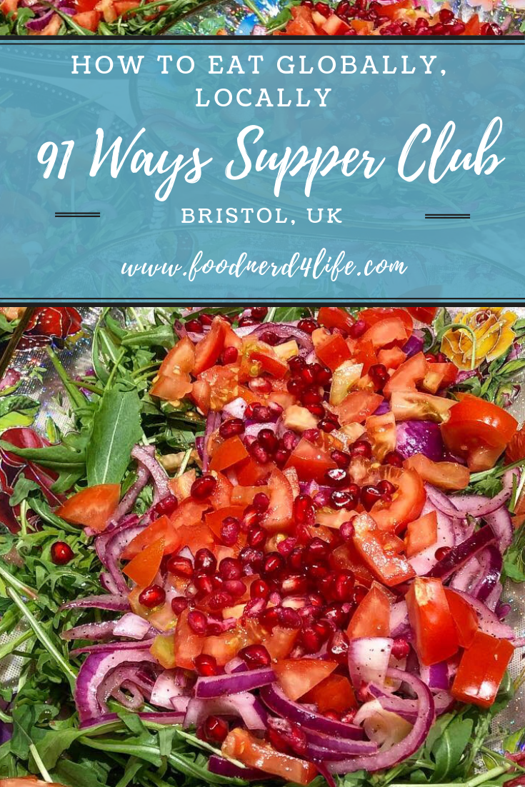 How To Eat Globally Locally Review 91 Ways Supper Clubs Supper Fennel And Orange Salad Dinner Help