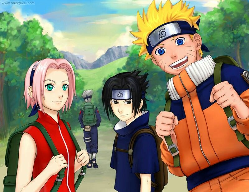 Team 7 out for a mission.