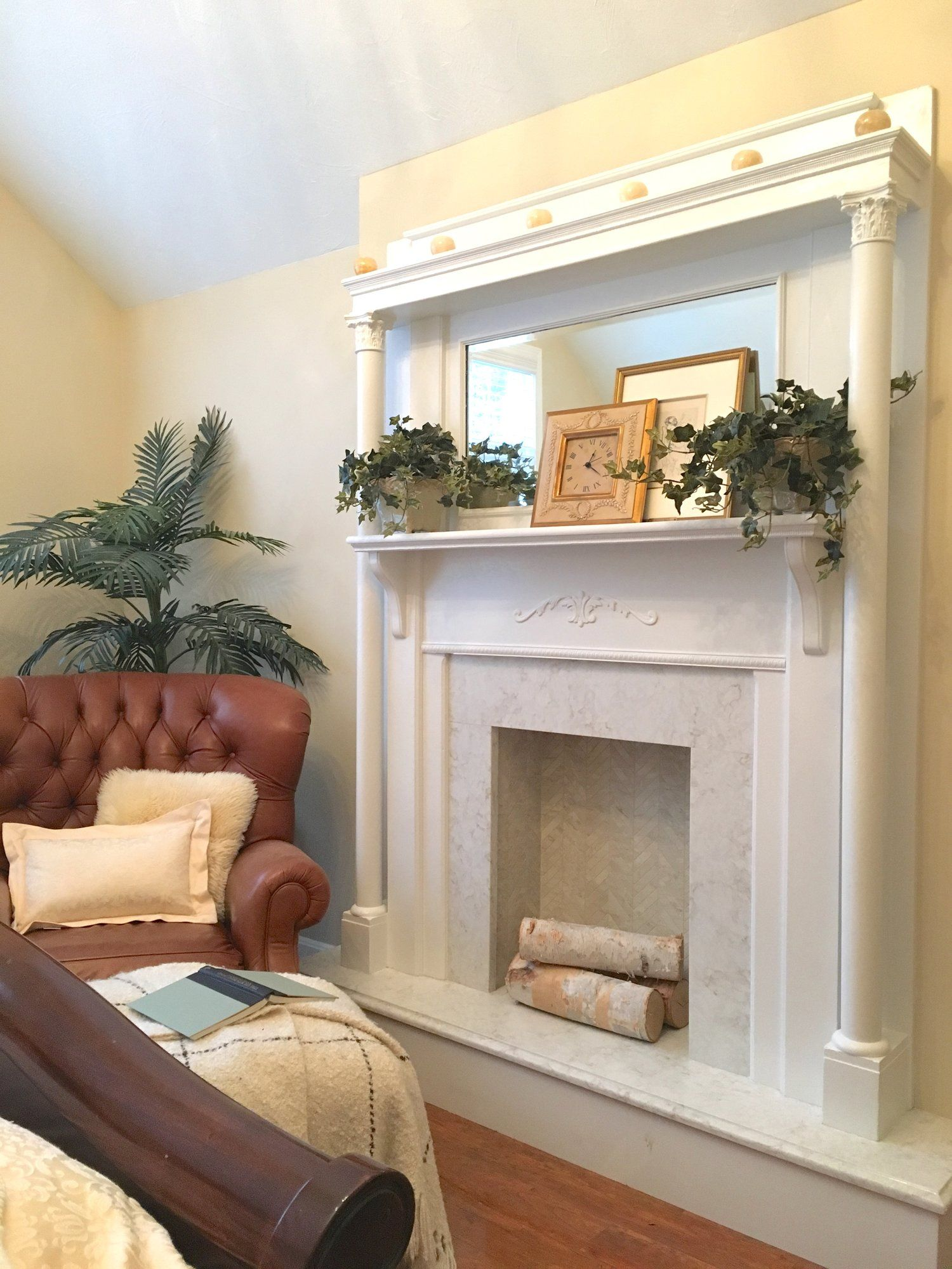 Turn A Fireplace Into Your Home S Best Feature French Country