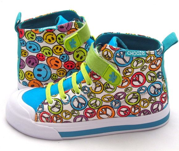 Funky Style Favorite Chooze Shoes Shoes Childrens Shoes