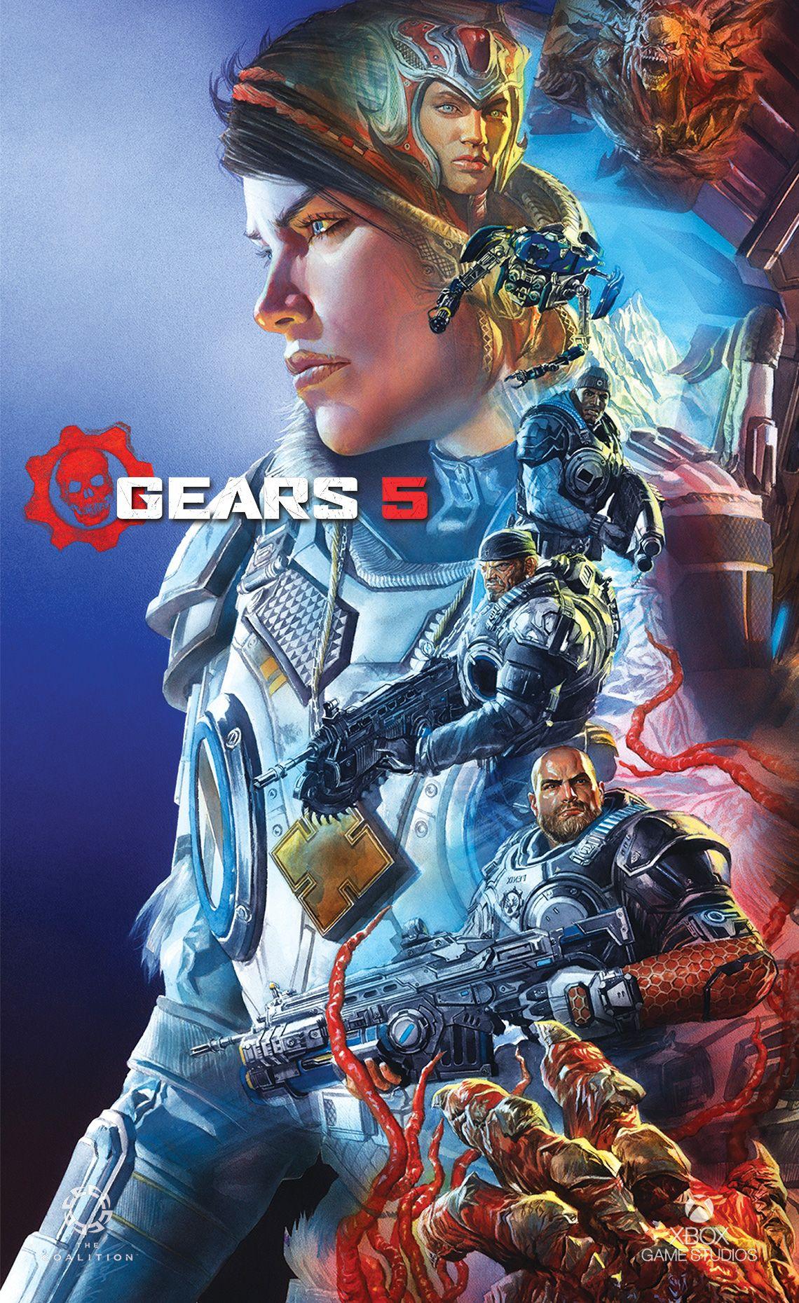 Gears of War by Alex Ross in 2020 Alex ross, Gears of