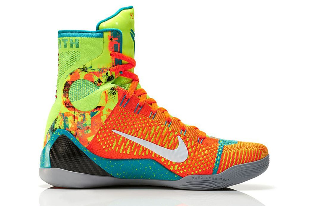 reputable site c3d86 48169 Nike Kobe 9 Elite
