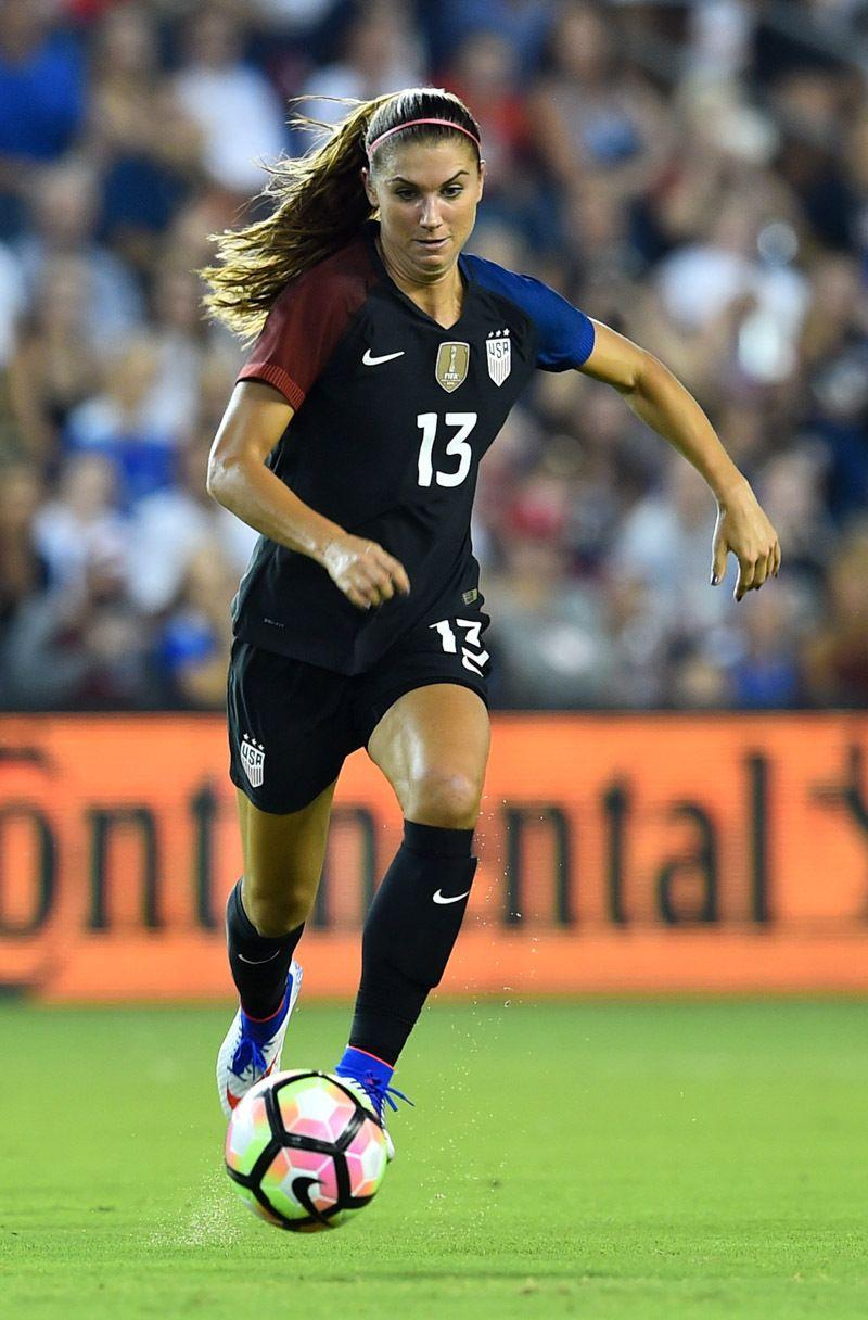 Alex — SEE PICS Usa soccer women, Soccer girl