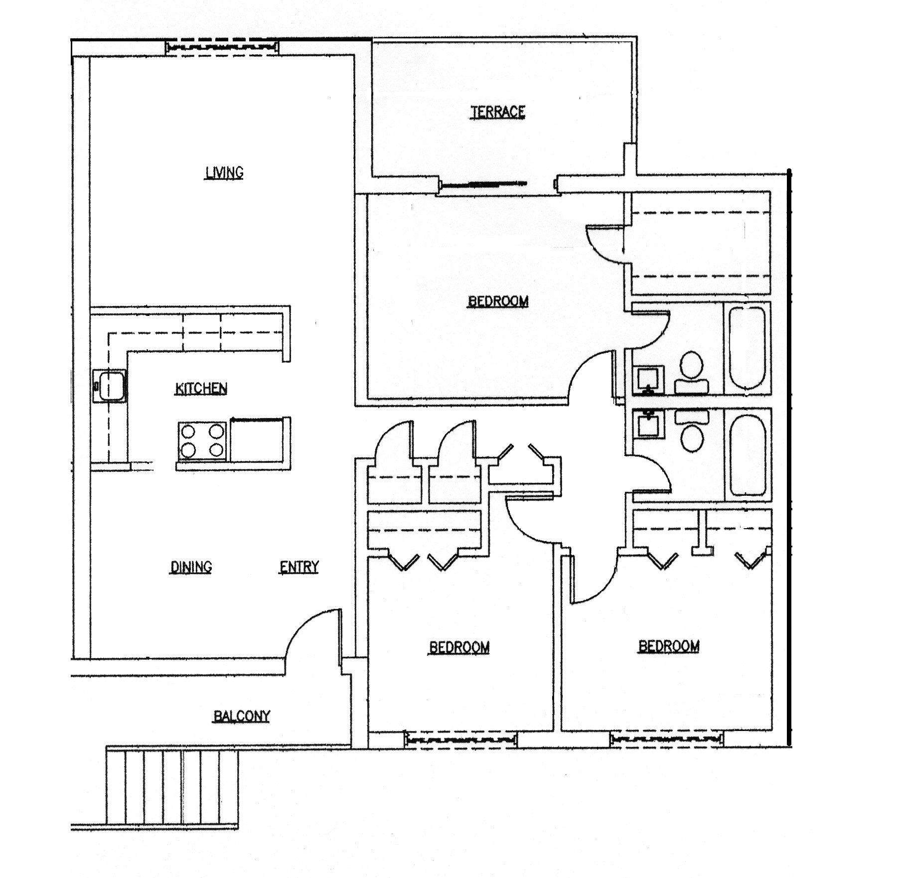 Bedroom House Floor Plans Simple Small House Floor Plans Bedroom House Plans Bedroom Sto Open Floor House Plans Bathroom Floor Plans Small Bathroom Floor Plans