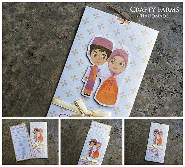 Wedding Card Malaysia Crafty Farms Handmade Wedding Cards Handmade Handmade Wedding Wedding Gallery