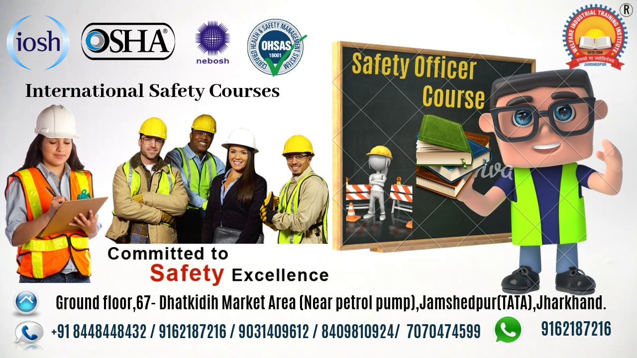 Pin by Asif Qamar on Safety Officer Course in India (With