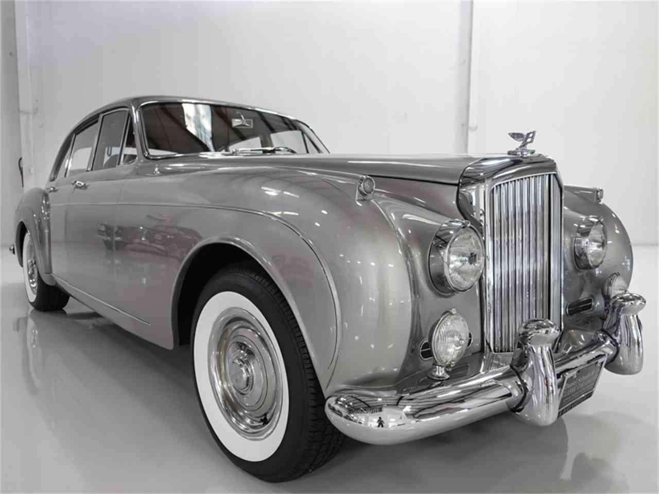 1959 Bentley S1 Continental Flying Spur With Images Flying