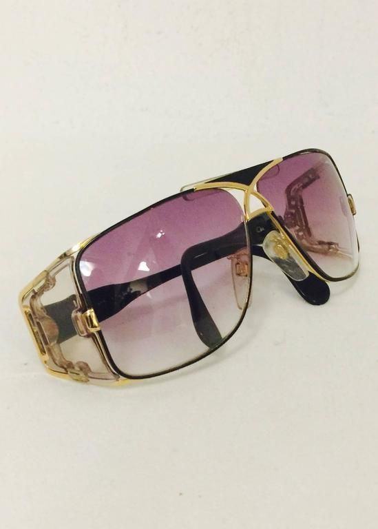 4aae1db7d6b0 1970's Cazal Sunglasses in 2019 | this and that | Cazal sunglasses ...