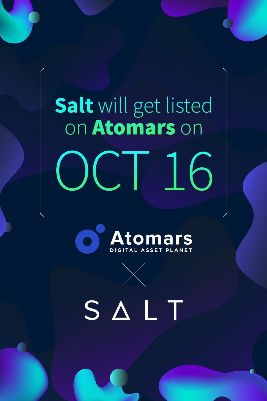 salt trading cryptocurrency