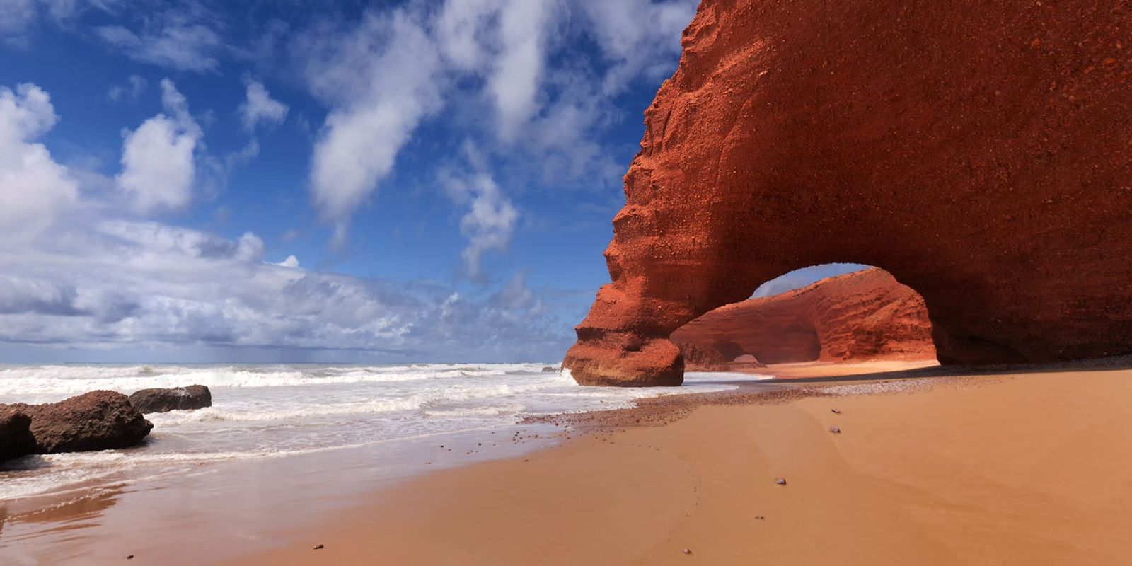 Beach Morocco Vacation Tour From