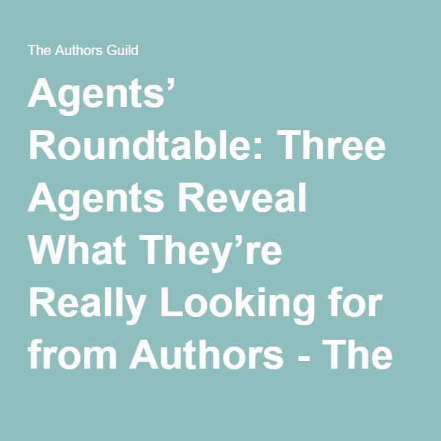 Agents' Roundtable: Three Agents Reveal What They're
