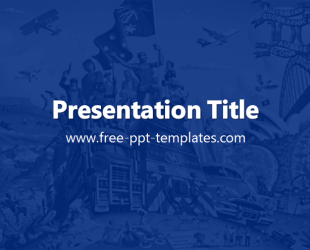 Australia powerpoint template is a blue template with images of the australia powerpoint template is a blue template with images of the australian symbols in the background which you can use to make an elegant and toneelgroepblik