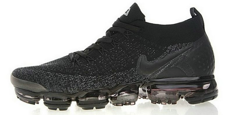 detailed look c948c e84df Nike Air Vapormax 2.0 Triple Black 942842012 Buy Sneaker