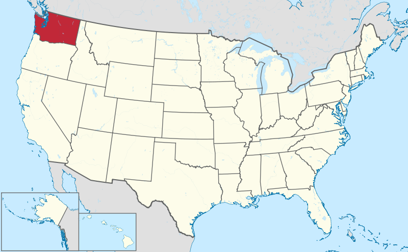 Washington is a state in the Pacific Northwest region of the