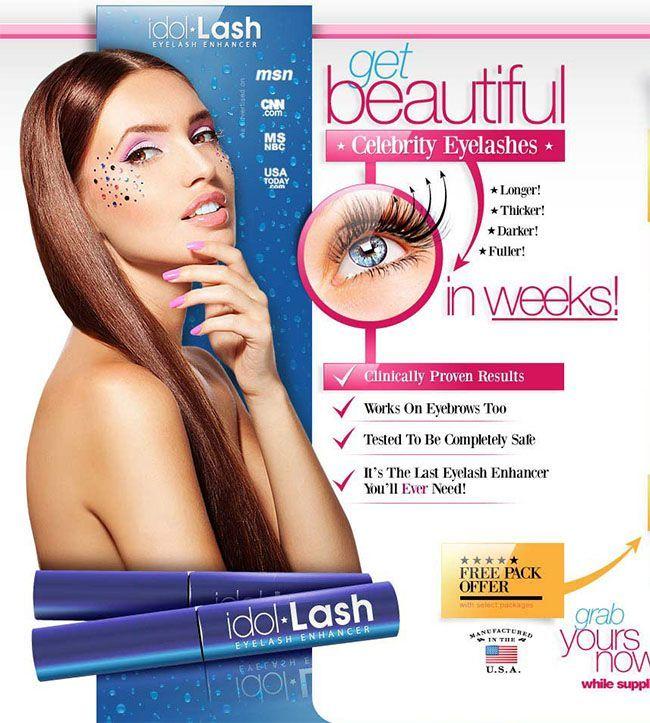 Photo of Idol Lash – Get Beautiful Celebrity Eyelashes-ad_1]Idol Lash – Get Beautif …