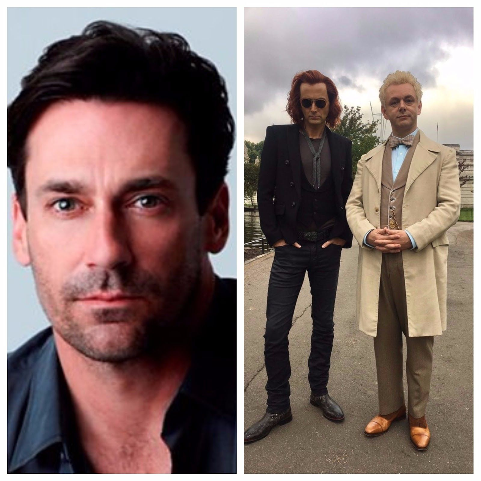 Jon Hamm Joins David Tennant And Michael Sheen For Good