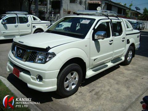 Nissan Navara 25 LE Crew Cab 4WD & Nissan Navara 25 LE Crew Cab 4WD | Nissan | Pinterest | Nissan ...
