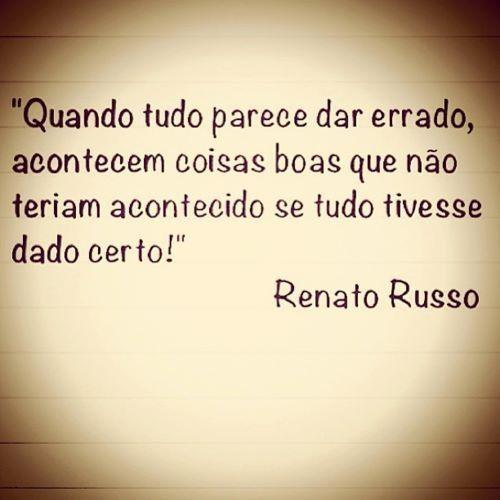Renato Russo Frases Inspiracionais Citações Sobre A Vida Citações