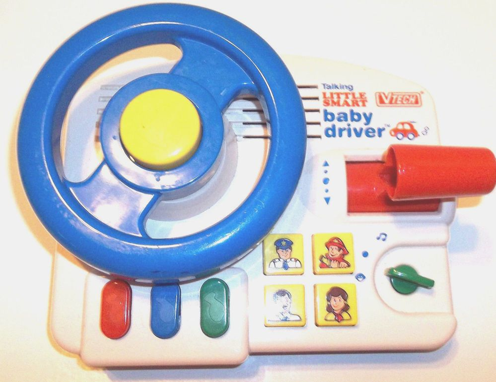 DRIVER: VTECH TALKING LITTLE SMART BABY