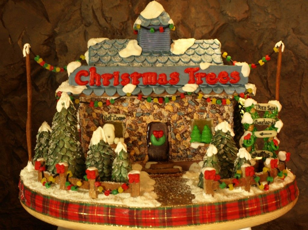 20th Annual National Gingerbread House Competition