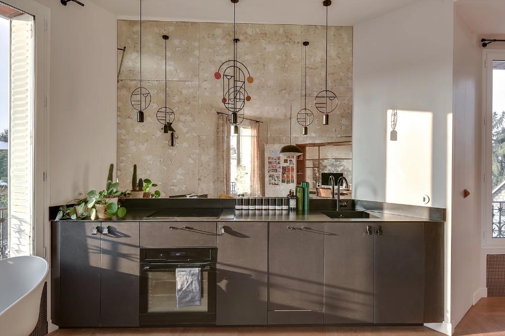 Projet cecille dinant architecte d 39 int rieur paris - Architecte interieur paris petite surface ...