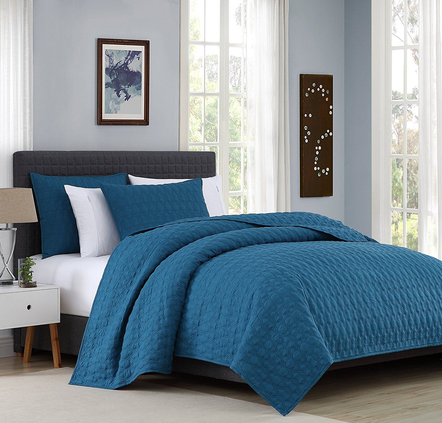 shipping free bath florence velvet product overstock today quilts oversized sale quilt set on solid bedding