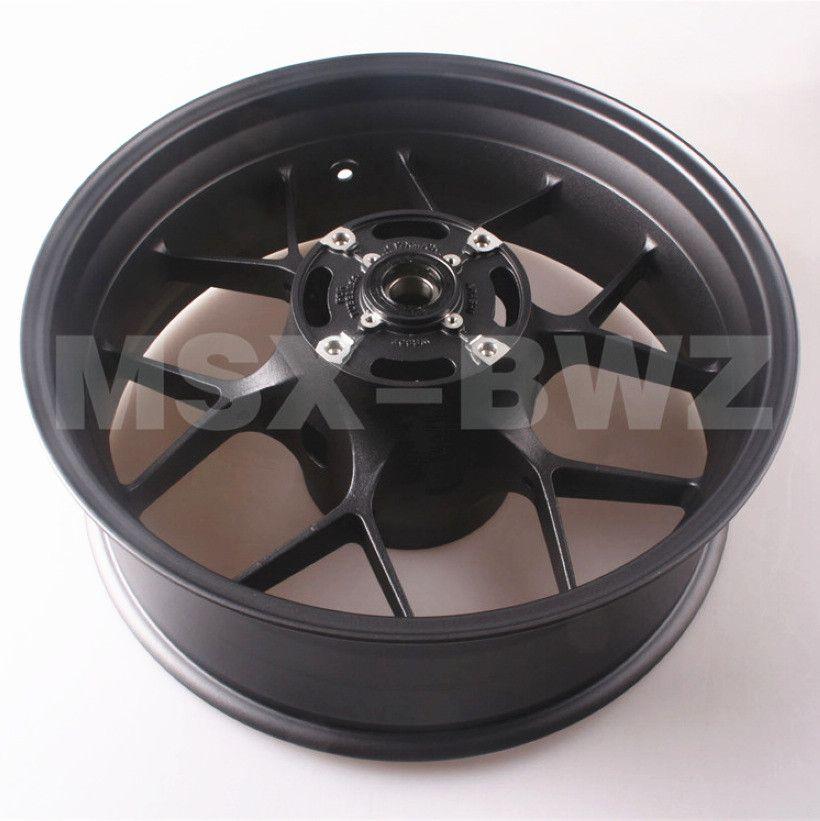 Motorcycle Rear Wheel Rim  For Honda CBR1000RR 2012 2013 2014  Black New High Quality