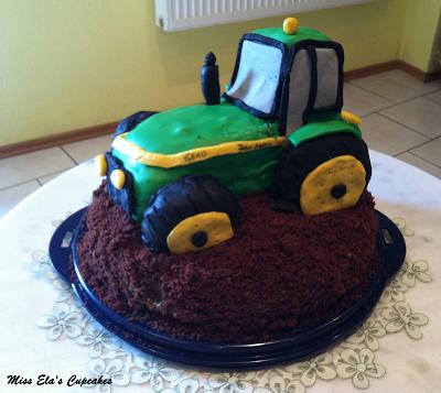 Meine Traktor Torte Traktor Torte Kuchen Ideen Torten