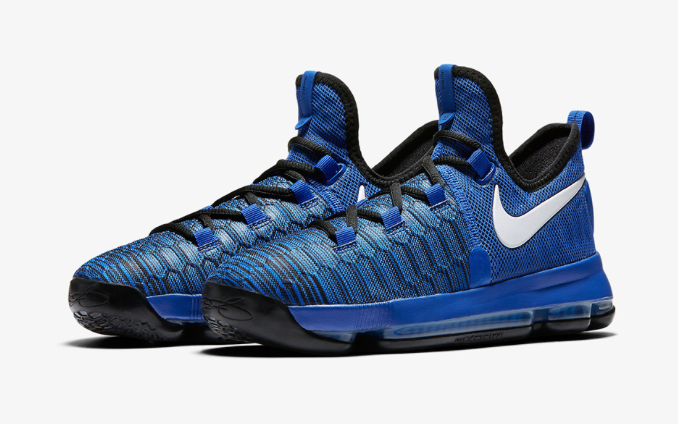 lowest price c9684 4afec The Nike KD 9 Game Royal Arrives This Month