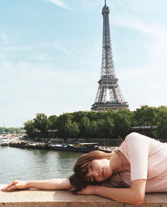 @maralafontan - #autorias #beauty #cities #eiffel #eiffeltower #fav #fr #france #french #girls #maralafontan #paris #torre #tour #tower