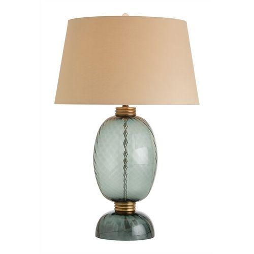 Arteriors Home Lighting Josh Midnight Black Table Lamp with