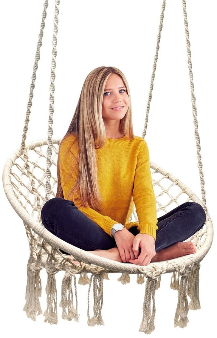 This Hammock Chair Is Going Viral on Amazon — See Why