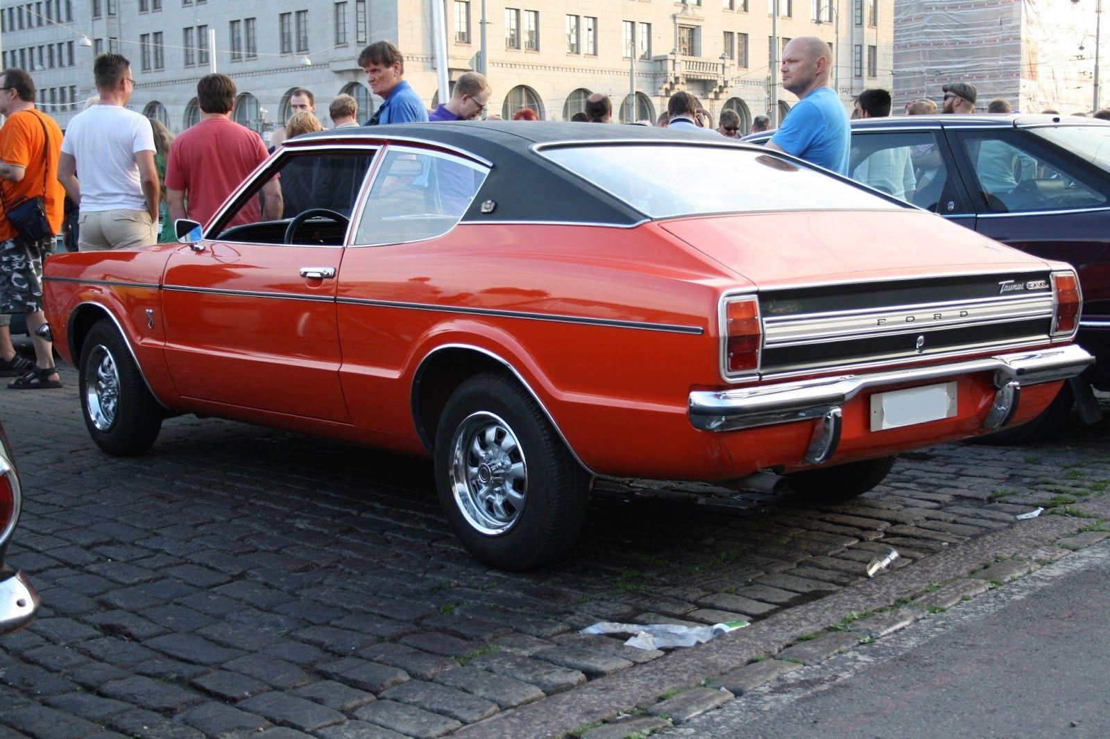 Taunus Xl Coupe 1975