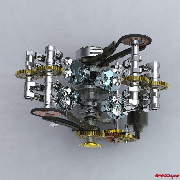 Motorcycle Tech, Italian Motorcycles, Aprilia Motorcycles, Aprilia Rsv4, Engines Motori