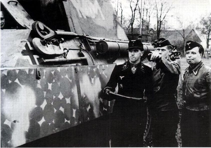 Hermann Goering Ww2 PzKpfw V Panther from ...