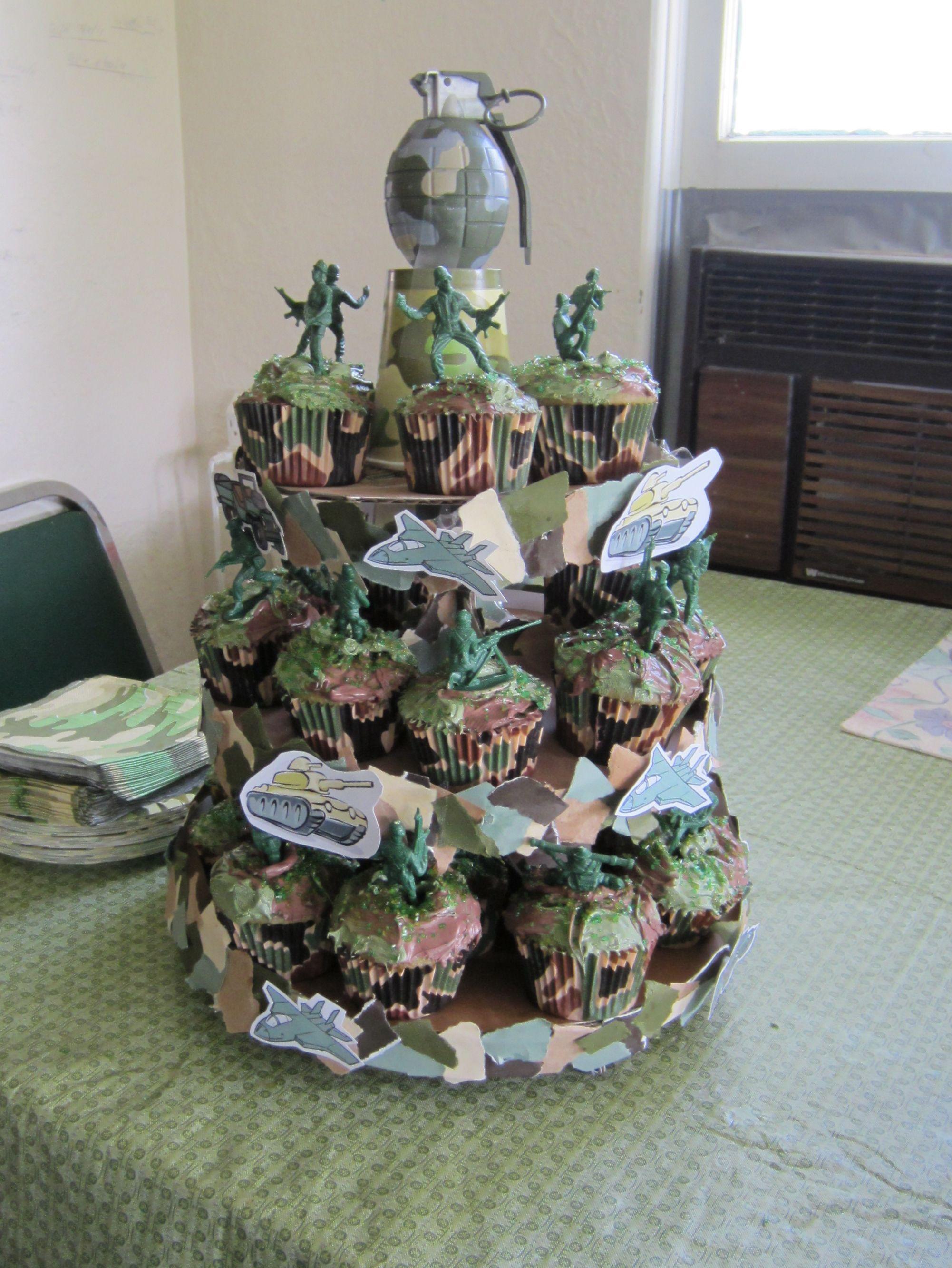 Airsoft Birthday Cake Ideas