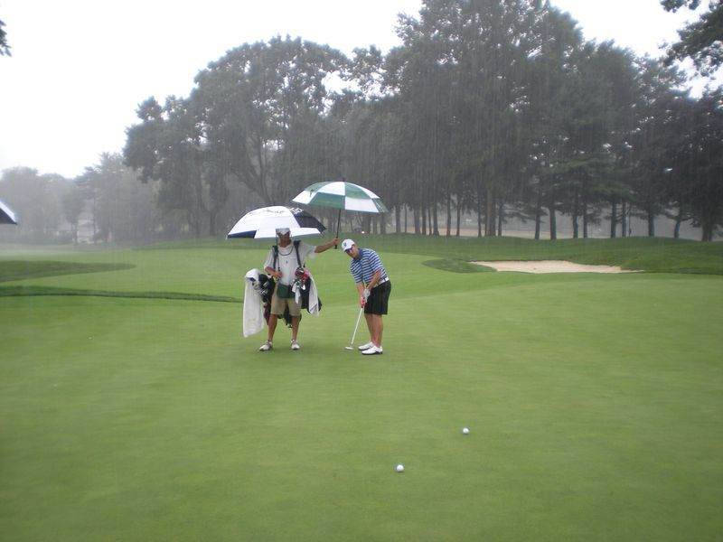 18+ All weather golf courses information