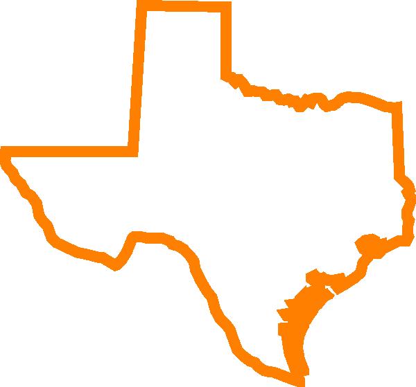 Texas Orange Clip Art Vector Free Clip Art Clip Art Free Clipart Images