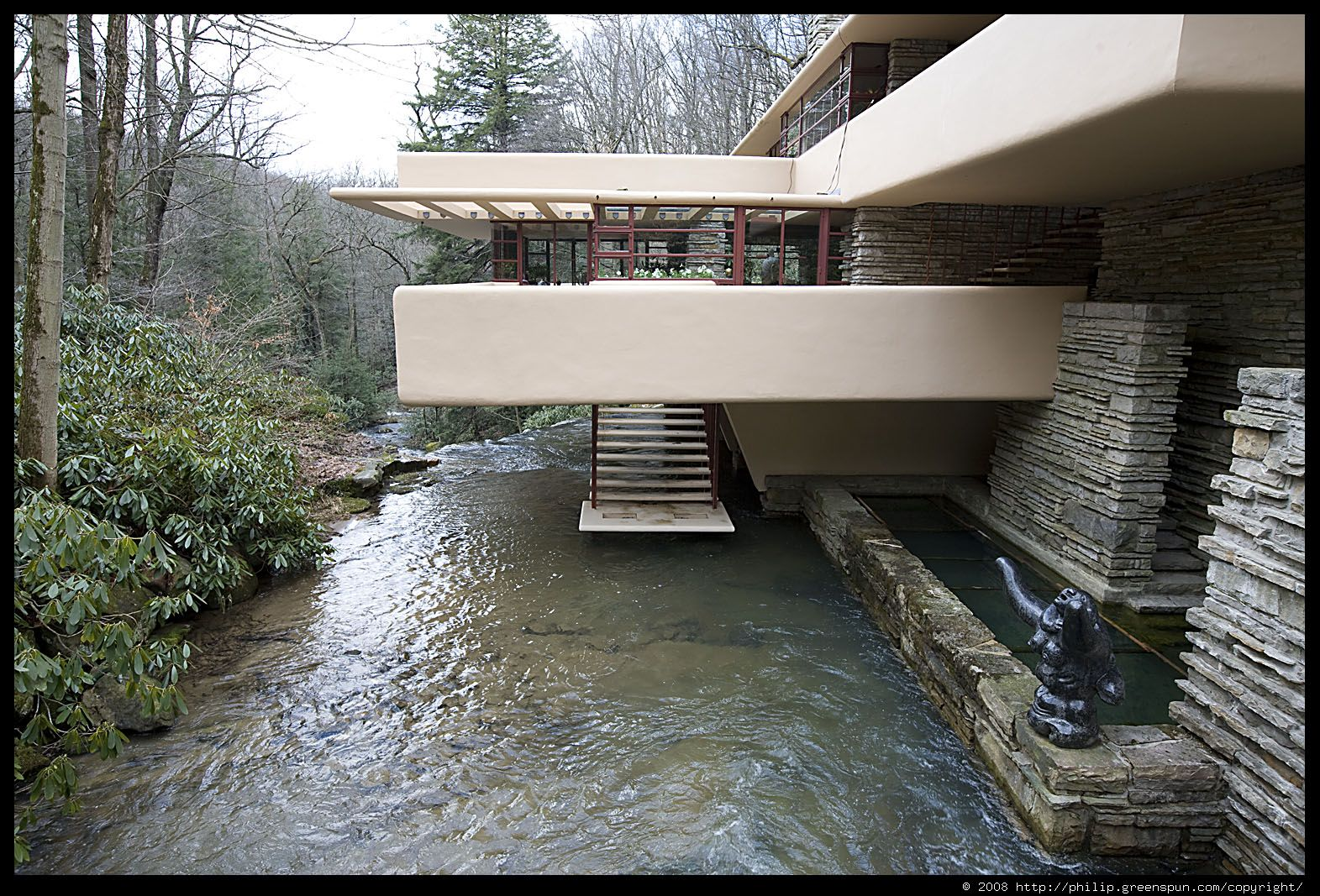 Fallingwater by Denise Wirth on Prezi | Architecture | Pinterest ...