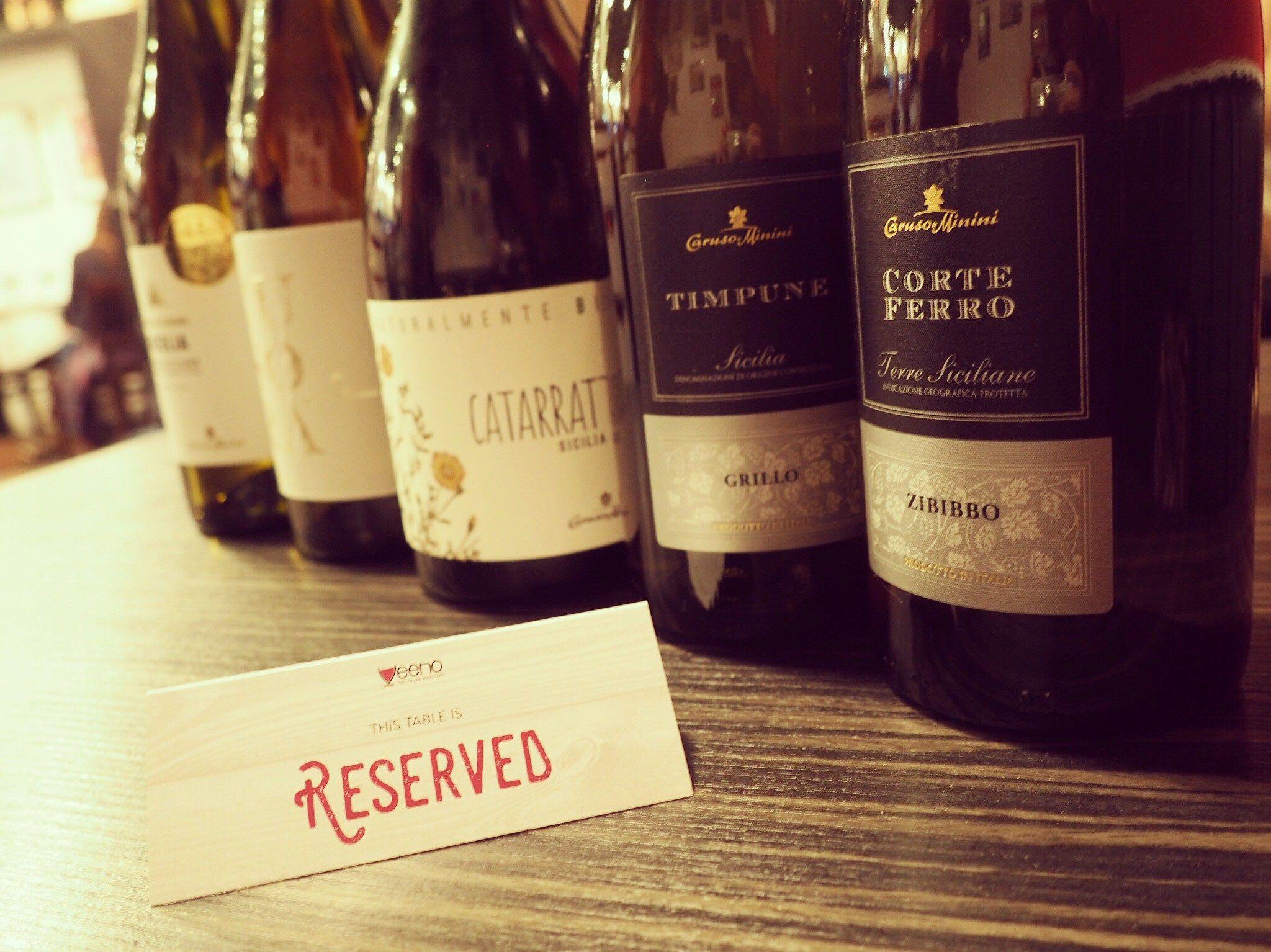 FeastUponYork.com Review: Veeno York White Wine Tasting