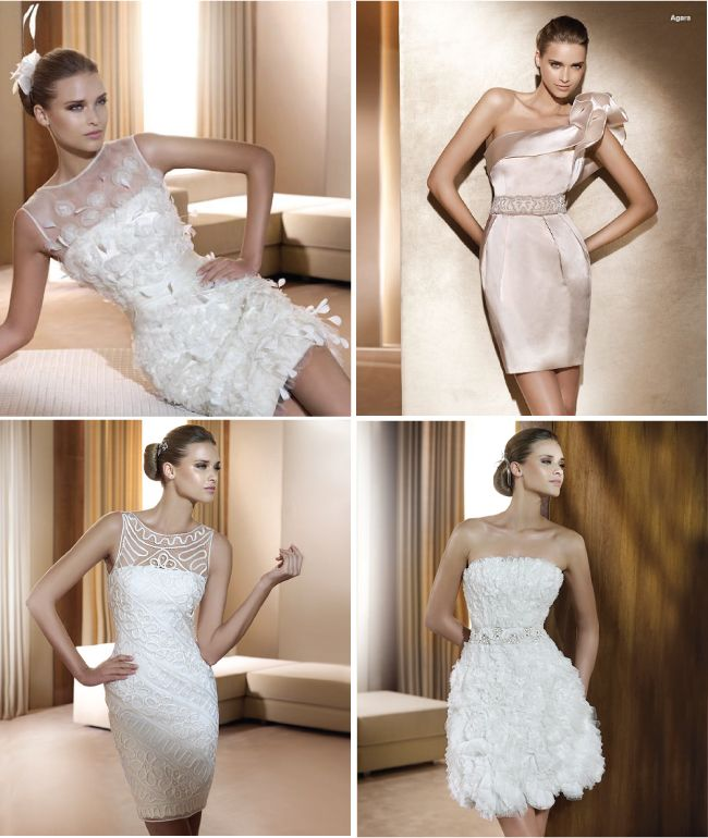 Some Options For Casual Wedding Dresses Beautiful