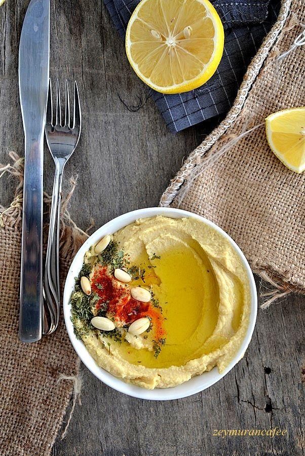 Hummus Rezept und Herstellung