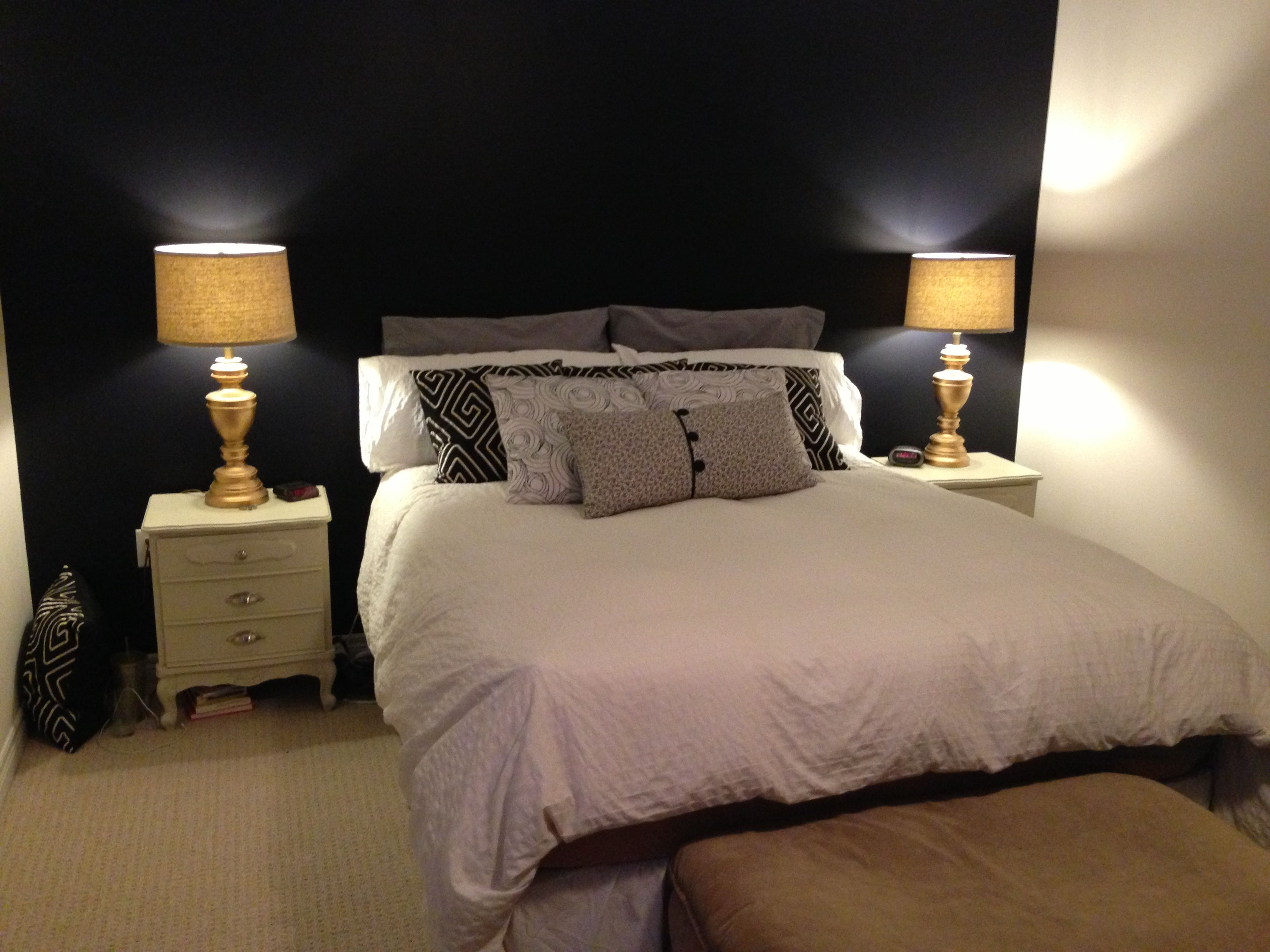 Erstaunlich Dunkel Blau Schlafzimmer Blaue Schlafzimmerideen
