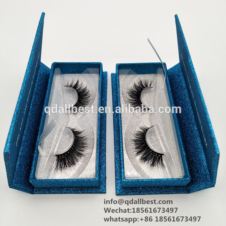 5edbac8a1b0 private label False Eyelash Packaging Box, Glitter Luxury custom lash  packaging box, eyelash packaging box