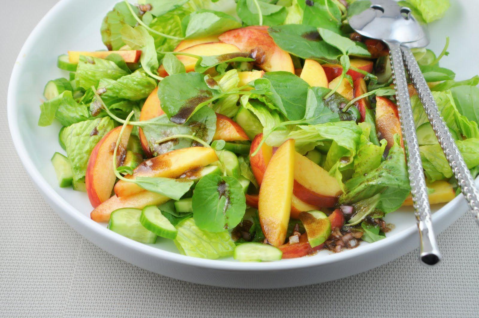 how to make watercress salad